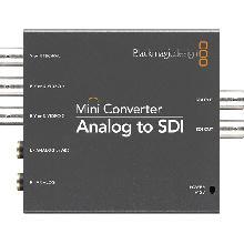 BMD Mini Converter Analog to SDI